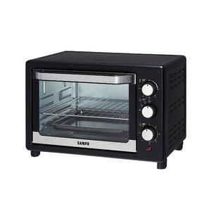 聲寶20公升電烤箱-KZ-KC20