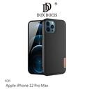 【愛瘋潮】DUX DUCIS Apple iPhone 12 Pro Max Fino 6.7吋 保護殼 手機殼 防刮 防摔 防撞 防滑