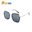UV100 防曬 抗UV UV400太陽眼鏡-雅緻框飾