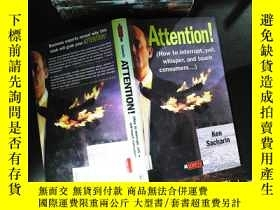 二手書博民逛書店Attention!:罕見How to Interrupt, Y