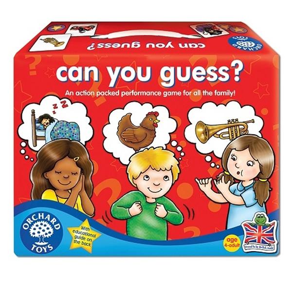 【英國 Orchard Toys】兒童桌遊-人際互動 超級比一比 OT-050