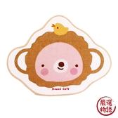 【日本製】【anano cafe】日本製 嬰幼兒寶寶手帕巾 猴子形狀(一組:3個) SD-2934 - 日本製