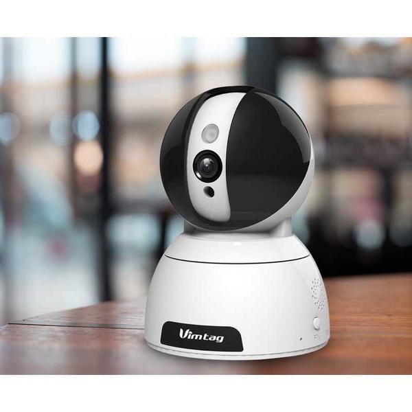Vimtag 小雪人 1080P FHD CP1-X 智慧雲端攝影機 H.265 數位高清 IPCAM