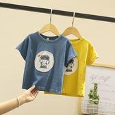 寶寶夏裝t恤半袖男童polo衫純棉小童短袖上衣嬰兒洋氣 炫科技