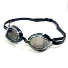 (B8) SPEEDO 成人競技鏡面泳鏡 SPEEDSOCKET 2運動泳鏡 日本製 SD8108973515N黑 [陽光樂活]