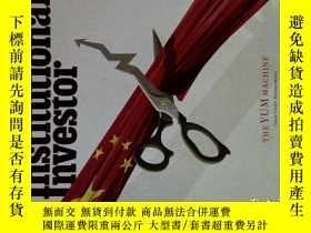 二手書博民逛書店Institutional罕見Investor (magazine) 02 2018 機構投資者商業貿易Y14