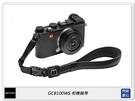 【分期零利率,免運費】Gitzo 百年紀念版 相機腕帶 GCB100WS (正成公司貨)