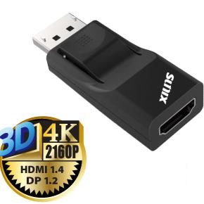 SUNIX Displayport to HDMI 轉換器 (D2H13N0)