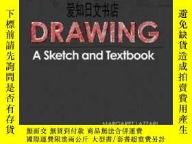 二手書博民逛書店【罕見】Drawing: A Sketch And Textbo