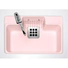 【麗室衛浴】吧檯廚房專用 人造石上崁盆 HS780(三色) W780×D505×H221mm