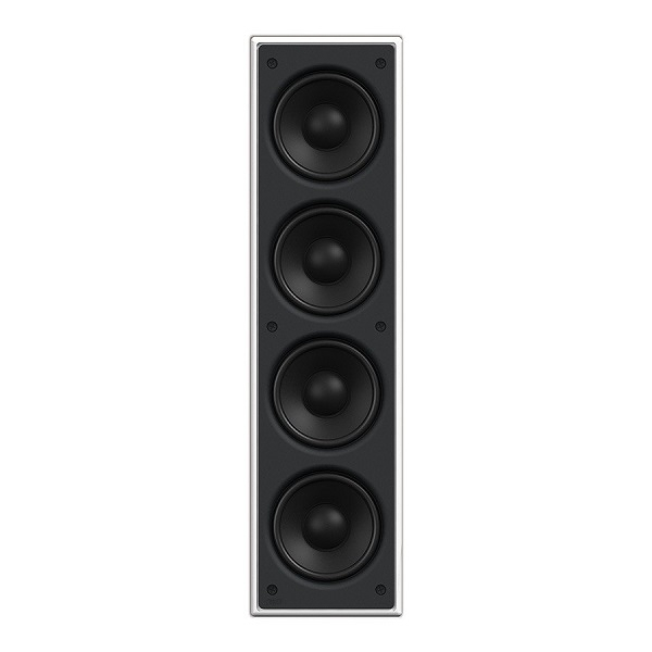 《名展音響》英國 KEF  Ci4100QLB  搭載堅固鋁製檔版 崁入式重低音揚聲器 / 對