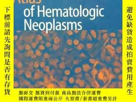 二手書博民逛書店atlas罕見of hematologic neoplasms