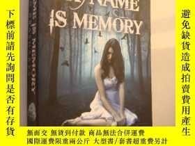 二手書博民逛書店My罕見Name Is Memory (Sometimes lo