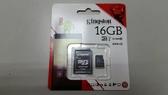【風雅小舖】Kingston金士頓 Micro SD SDC10/16GB CLASS 10記憶卡
