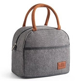 飯盒袋小巧便攜小號保溫袋上班族簡約時尚便當包韓國鋁箔保鮮包