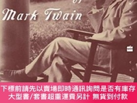二手書博民逛書店The罕見Autobiography Of Mark TwainY464532 Mark Twain Harp