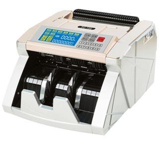 POWER CASH 頂級商務型液晶數位台幣/人民幣防偽點/驗鈔機 PC-200
