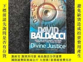 二手書博民逛書店Divine罕見JusticeY236528 David Bal