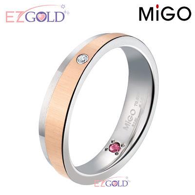 MiGO鋼飾♥柔情-RG♥鋼飾戒指(女)