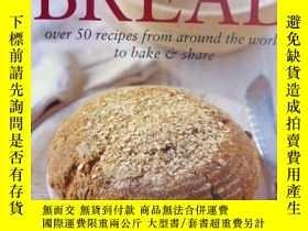 二手書博民逛書店英文原版罕見All You Knead is Bread: Ov
