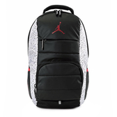 Nike All World Pack [1640-KG5] 男 後背包 書包 減壓 背帶 運動 休閒 輕量 喬登 灰黑
