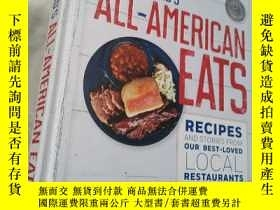 二手書博民逛書店JAMES罕見BEARD S ALL-AMERICAN EATS