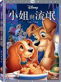 【迪士尼動畫】小姐與流氓 鑽石版-DVD
