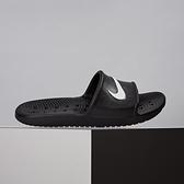 Nike Kawa Shower 女款 黑 輕量 防水 休閒 運動 拖鞋 832655-001
