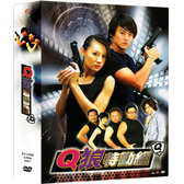 Q狼特勤組 01~13 DVD 張天霖、梁又琳