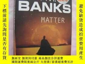 二手書博民逛書店Matter罕見by Iain M. BANKS 英文原版 16