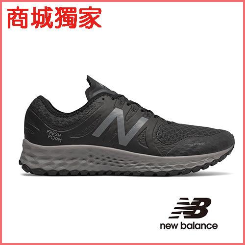 【New Balance】 越野跑鞋 MTKYMWB1-4E 男 黑