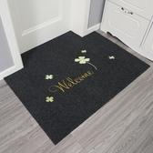 廚房地墊 入戶門地墊可裁剪腳墊門墊進門家用防滑墊子門口門廳客廳地毯【