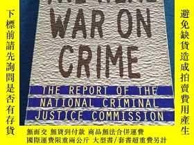 二手書博民逛書店THE罕見REAL WAR ON CRIME 真實的打擊犯罪Y223356 Steven R. Donzi