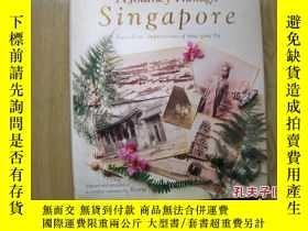 二手書博民逛書店A罕見Journey Through Singapore(穿越新