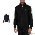 Puma TFS 黑 外套 男 棉質外套 流行系列 立領外套 運動 休閒 健身 慢跑 長袖外套 59761201