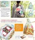 日本好物~日本藝術家設計 2WAY春捲包 / 環保購物袋(現貨A款) #購物