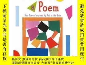 二手書博民逛書店Paint罕見Me a Poem: New Poems Inspired by Art...-給我畫一首詩:受藝術