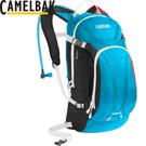 【CamelBak 美國 MULE 12 自行車水袋背包 蔚藍】CB62557/水袋背包/附3升吸管水袋/跑步/自行車