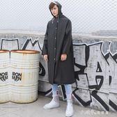 時尚男款旅行背包雨衣加長透明帽檐大背包位環保耐用 小確幸生活館