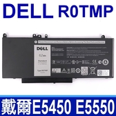 戴爾 DELL ROTMP 8芯 原廠電池 R0TMP G5M10 WTG3T HK6DV J60J5 Latitude E5450 E5454 E5550 E5570