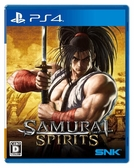 PS4 侍魂 曉 Samurai Shodown 繁體中文版