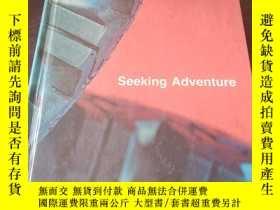 二手書博民逛書店Seeking罕見adventure [level 4] (Th