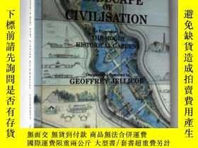 二手書博民逛書店The罕見Landscape Of Civilisation: