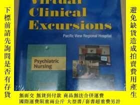 二手書博民逛書店Virtual罕見Clinical Excursions 3.0