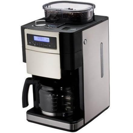 新格多功能全自動研磨咖啡機 SCM-1007S / SCM1007S 全新不鏽鋼外殼設計