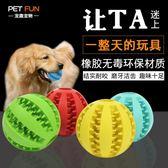 寵物玩具 狗狗玩具球大狗耐咬玩具發聲泰迪金潔齒玩具 mc4377『M&G大尺碼』