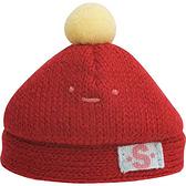 San-X 角落生物 沙包玩偶造型配件 換裝衣服配件 家家酒玩具 針織毛帽 紅
