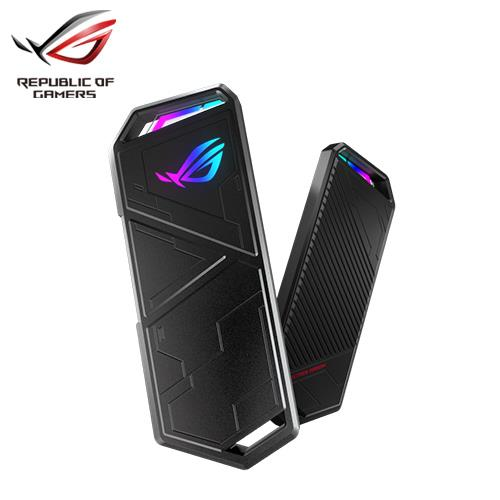 ASUS華碩 ROG Strix Arion M.2 NVMe SSD 外接盒 (ESD-S1C)