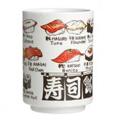 日本湯吞杯-壽司