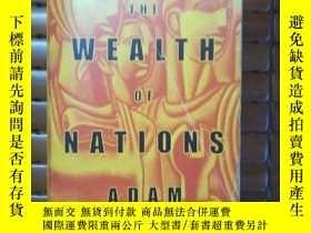 二手書博民逛書店the罕見wealth of nationsY206777 Ad